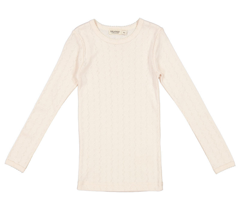 MarMar Copenhagen Tamra, Modal Pointelle, T-shirts