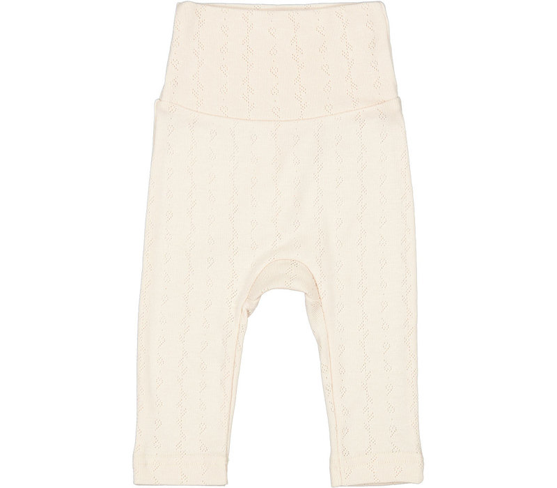 MarMar Copenhagen New Born Pants Pointelle Delicate Rose Piva