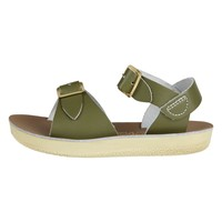 Salt-Water Sandals Surfer Olive