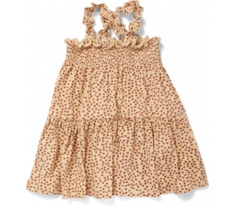 Konges Slojd Reya Strap Dress Buttercup Rosa
