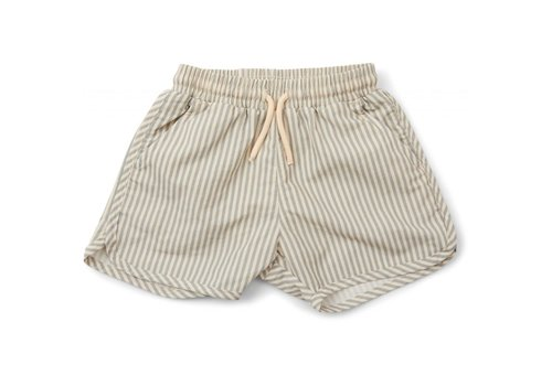 Konges Slojd Konges Slojd Aster Boy Swimpants Light Blue stripe