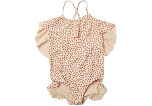 Konges Slojd Konges Slojd Manuca Swimsuit Buttercup Rosa