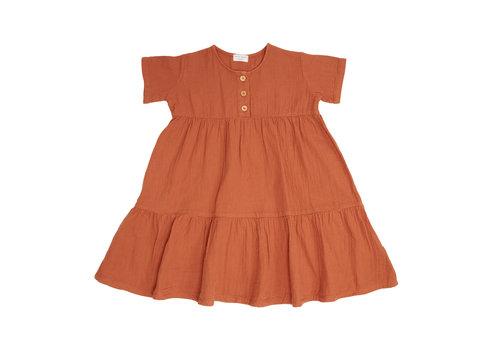 Petit Blush Petit Blush Billie Button dress
