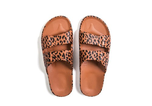 Freedom Moses Freedom Moses Sandals Fancy Leo - Toffee