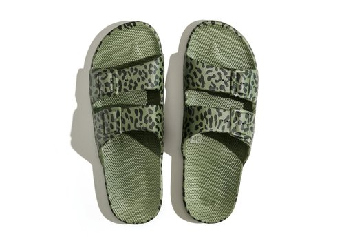Freedom Moses Freedom Moses Sandals Fancy Leo - Cactus