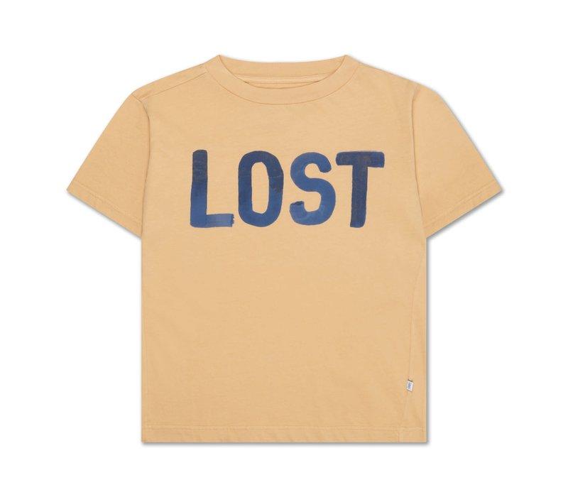 Repose AMS 2. tee shirt, sandy sand