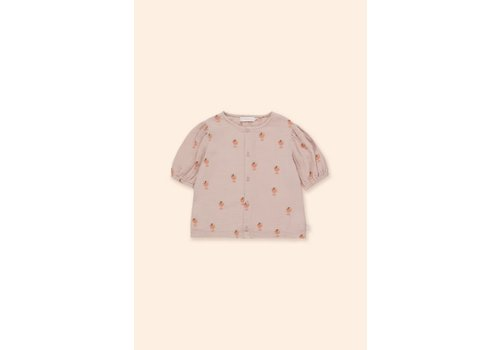 TINYCOTTONS TINYCOTTONS SS21-197 ICE CREAM CUP PUFF SHIRT