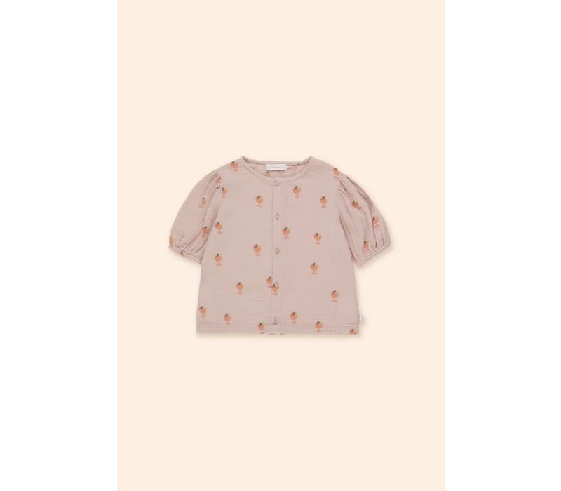 TINYCOTTONS SS21-197 ICE CREAM CUP PUFF SHIRT
