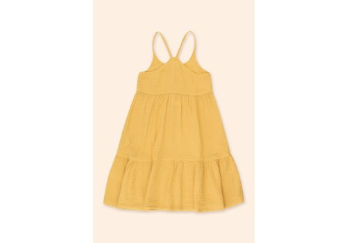 TINYCOTTONS TINYCOTTONS SS21-204 WAVES STRAPS DRESS