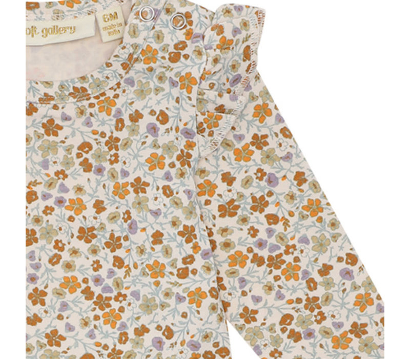 Soft Gallery Fifi Body AOP Floral