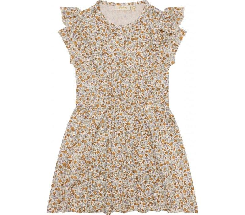 Soft Gallery Suzy Dress AOP Floral