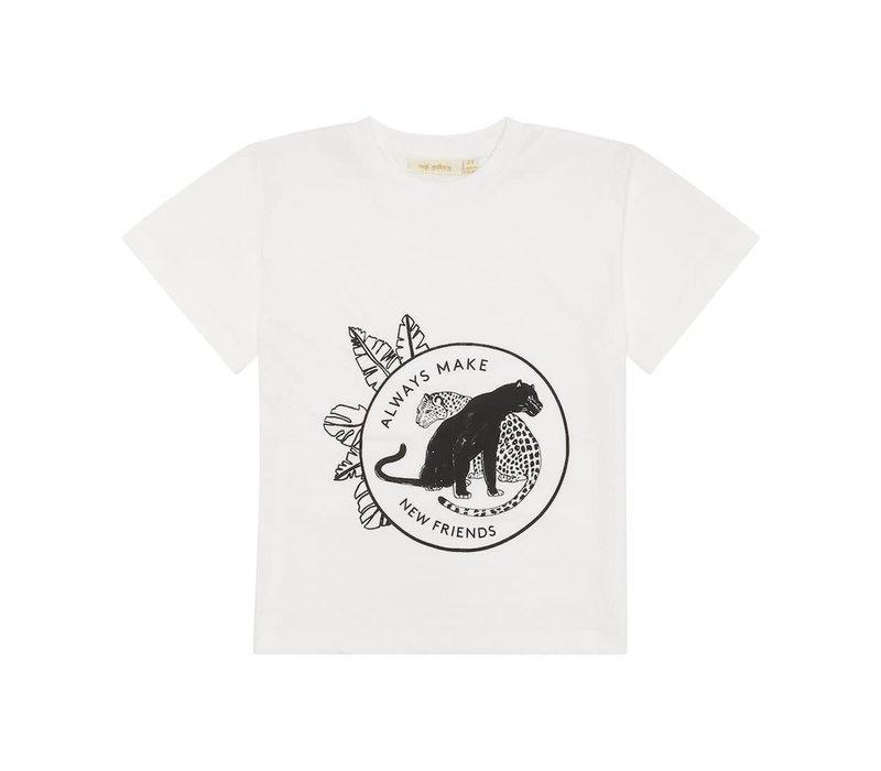 Soft Gallery Hudson Shirt Snow White, Leofriends