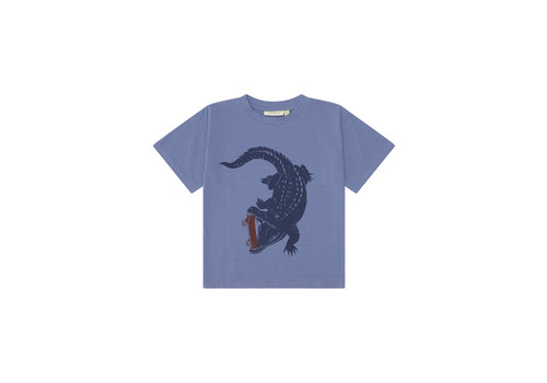 Soft Gallery Soft Gallery Tee Croissant, Crocoskate