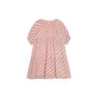 Soft Gallery Honesty Dress, AOP Candystripe