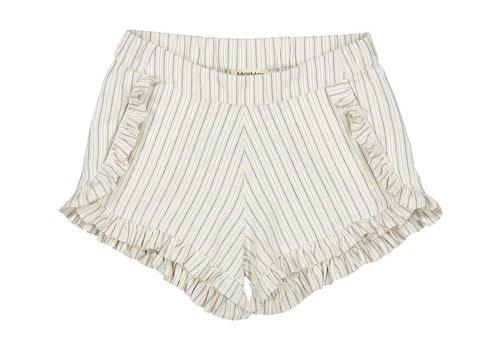 MarMar Copenhagen MarMar Copenhagen Pytte, White Sage Stripes, Shorts