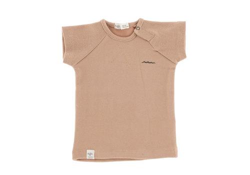 Riffle Riffle Shortsleeve Pink