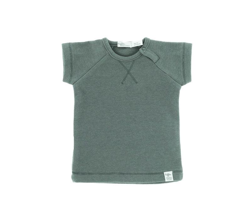 Riffle Shortsleeve grey