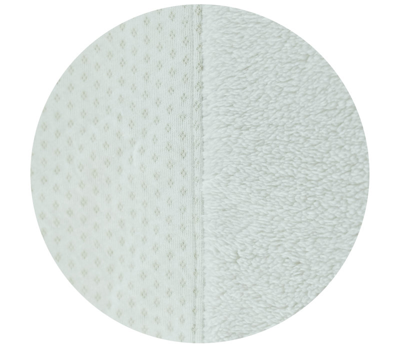 Copy of Snoozebaby ORGANIC Wrap Blanket Trendy Wrapping Smokey Green