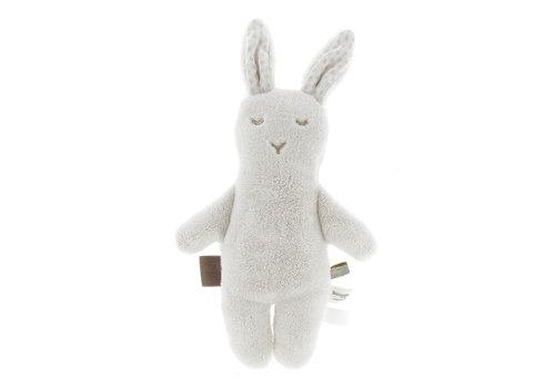 Snoozebaby Snoozebaby ORGANIC soft toy Ruby Rabbit Stone Beige