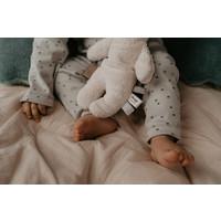 Snoozebaby ORGANIC soft toy Ruby Rabbit Stone Beige