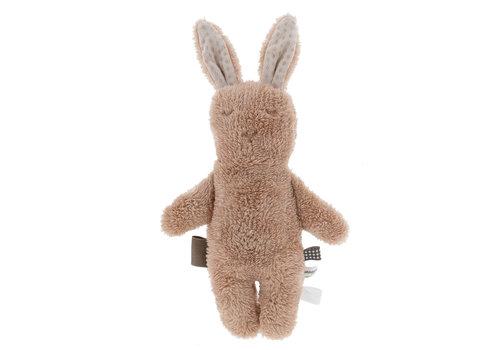 Snoozebaby Snoozebaby ORGANIC soft toy Romy Rabbit Milky Rust