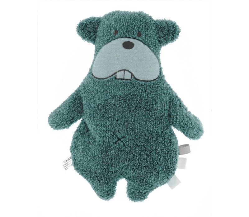 Copy of Copy of Snoozebaby ORGANIC soft toy Romy Rabbit Milky Rust