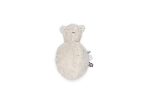 Snoozebaby Snoozebaby ORGANIC soft toy Bobby Bear Ball Stone Beige