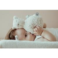 Copy of Snoozebaby ORGANIC soft toy Romy Rabbit Milky Rust