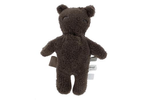 Snoozebaby Copy of Snoozebaby ORGANIC soft toy Bobby Bear Ball Stone Beige