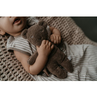 Copy of Snoozebaby ORGANIC soft toy Bobby Bear Ball Stone Beige