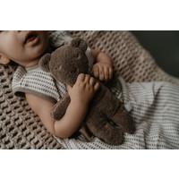 Snoozebaby ORGANIC soft toy Billy Bear cappuccino