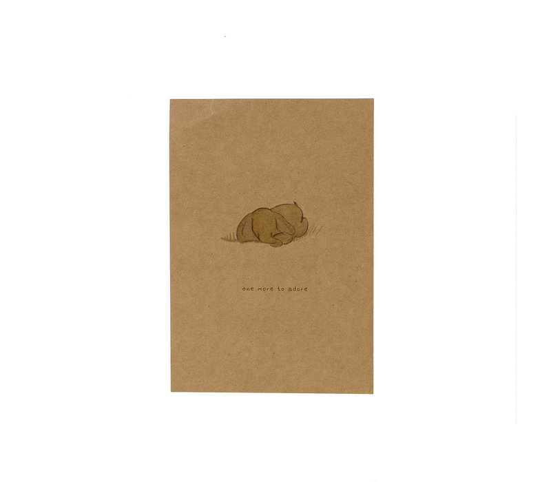 Snoozebaby_Giftcard_Milky Rust
