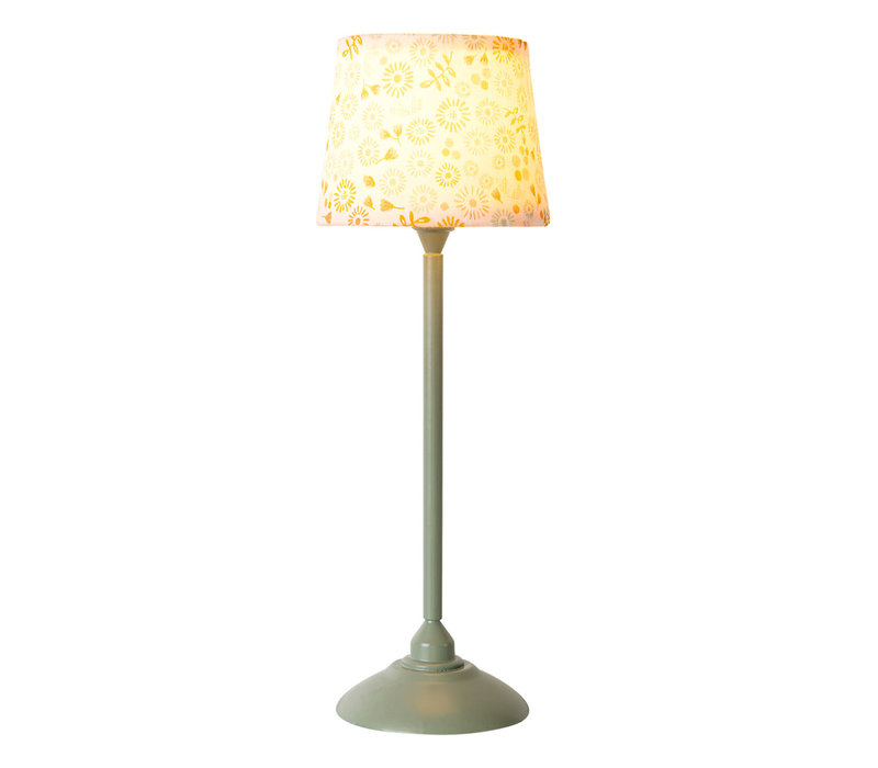 Maileg House of miniature floor lamp