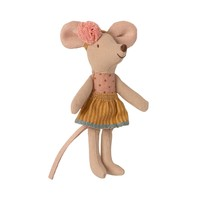 Maileg Little Sister Mouse in Matchbox - 16 1726 01