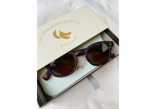Konges Slojd Konges Slojd Sunglasses Junior Tortoise