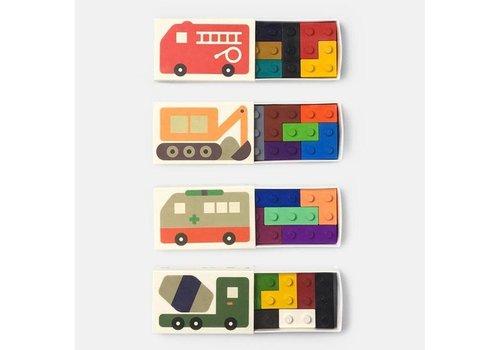 Goober Goober Pocket Crayons – Cars