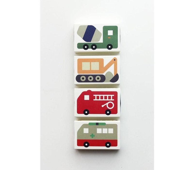 Goober Pocket Crayons – Cars