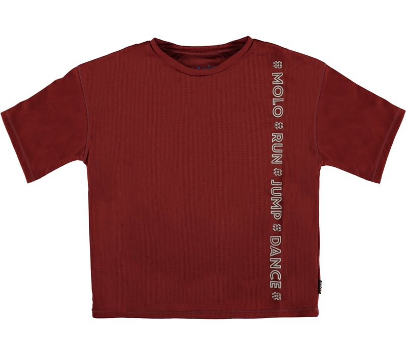Molo t-shirt Odessa Rosewood