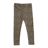 Maed for Mini Brown Leopard Legging