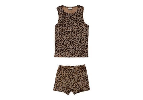 Maed for mini Maed for Mini Chocolate Leopard Boxer set