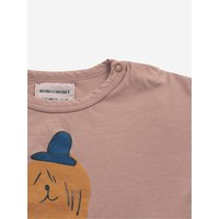 Bobo Choses Dog In The Hat long sleeve T-shirt