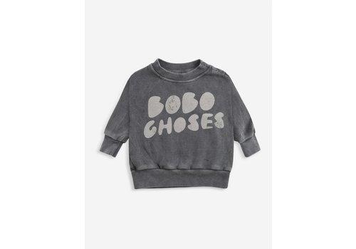 Bobo Choses Bobo Choses Sweatshirt December sky
