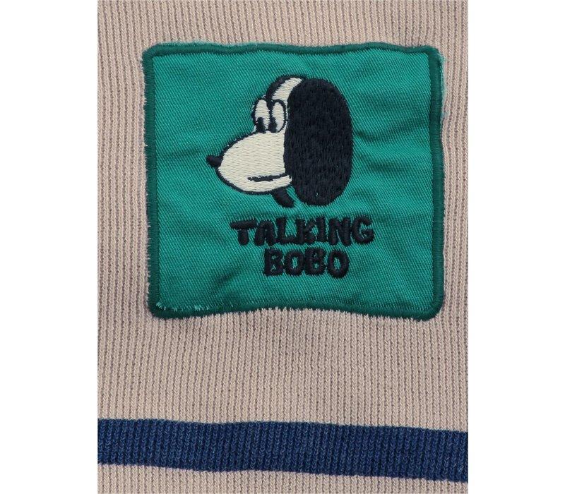 Copy of Bobo Choses Talking Bobo Rainbow long sleeve T-shirt