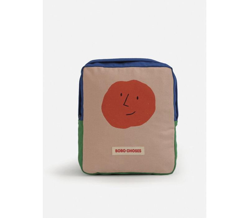 Bobo Choses Color Block small school bag