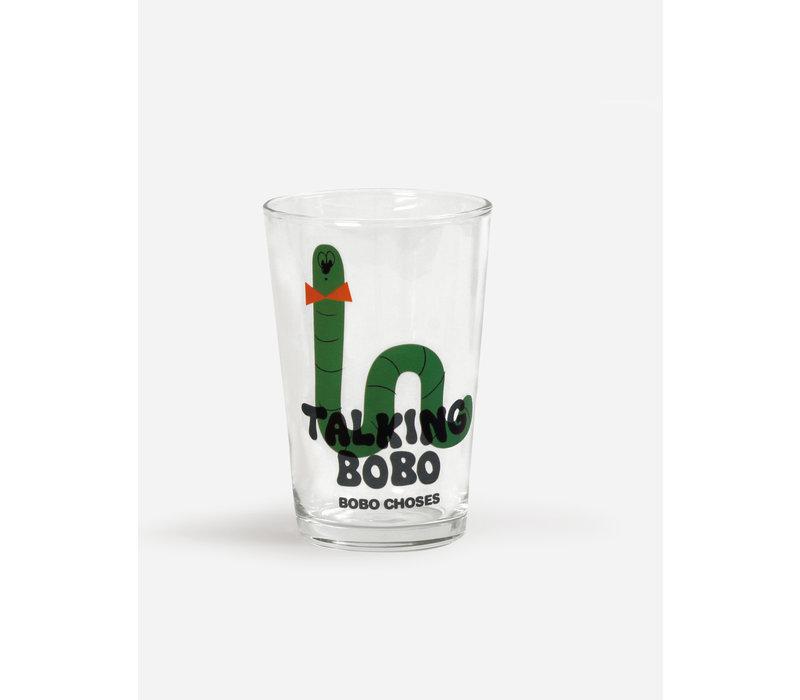 Bobo Choses Talking Bobo glass set