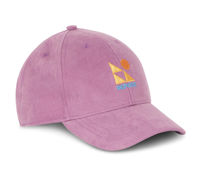Repose AMS 52. Cap, Washed violet orchid