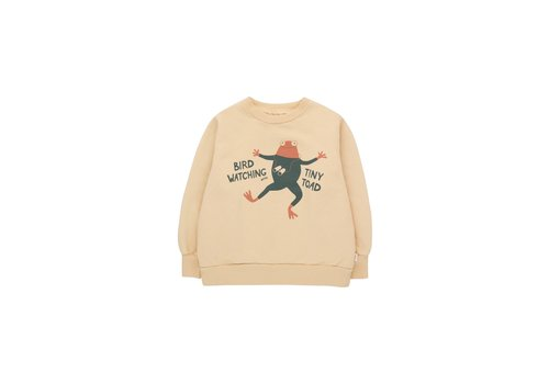 TINYCOTTONS TINYCOTTONS Toad Sweatshirt