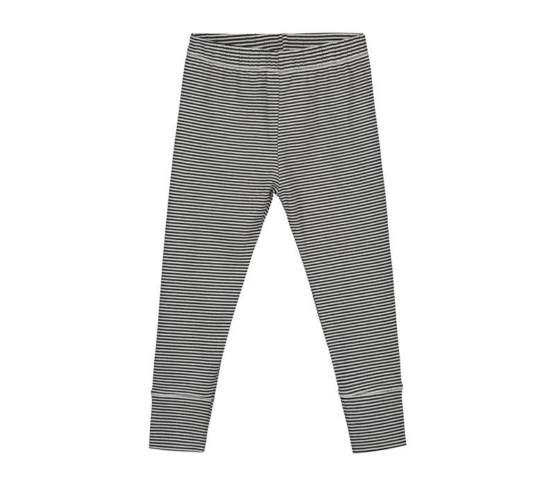 Gray Label Leggings Nearly Black  / Cream