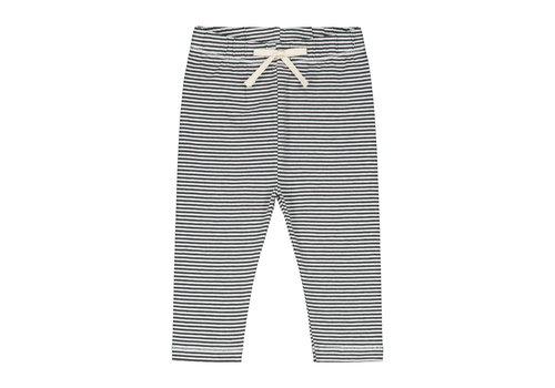 Gray Label Gray Label Baby Leggings Nearly Black / Cream