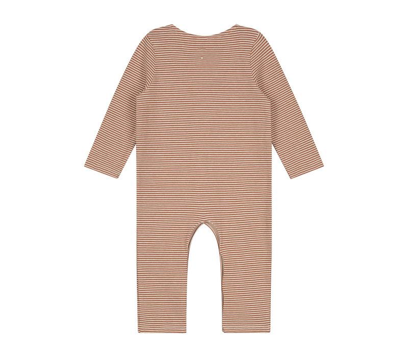 Gray Label Baby Playsuit Autumn / Cream